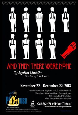 And Then There Were None by Austin Playhouse