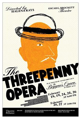The Threepenny Opera by University of Texas Theatre & Dance