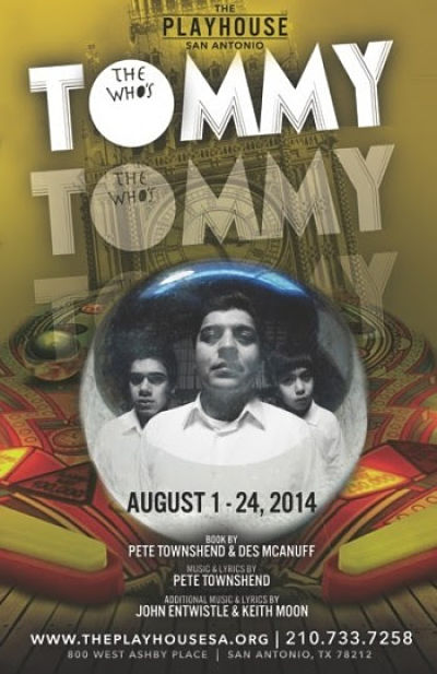 The Who's Tommy by Playhouse San Antonio