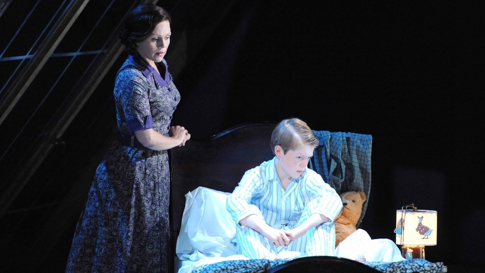 Boy Soprano (10-12) Sought for Texas State's TURN OF THE SCREW Opera by Benjamin Britten
