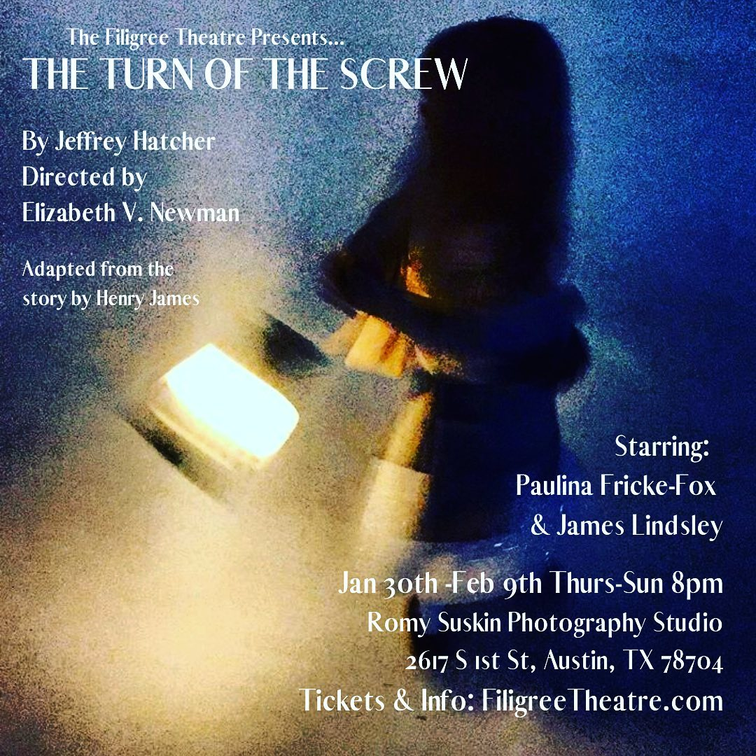The Turn of the Screw by Filigree Theatre