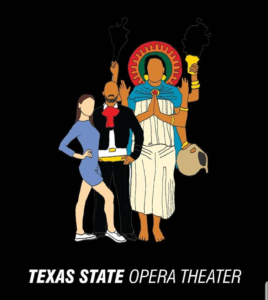 LA CURANDERA and DIDO AND AENEAS by Texas State University