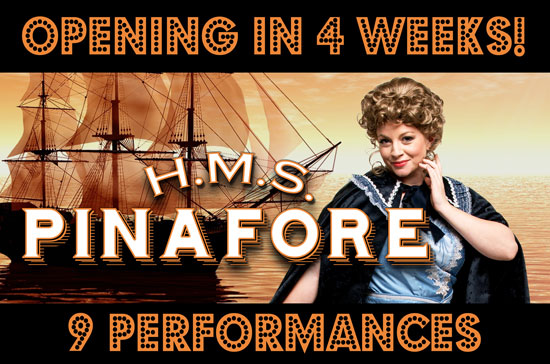 H.M.S. Pinafore by Gilbert & Sullivan Austin