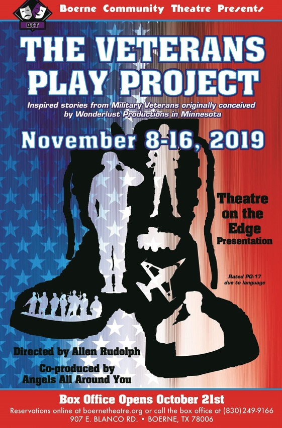 The  Veterans Play Project by Boerne Community Theatre