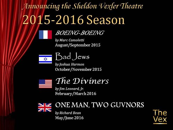 The Diviners by Vexler Theatre
