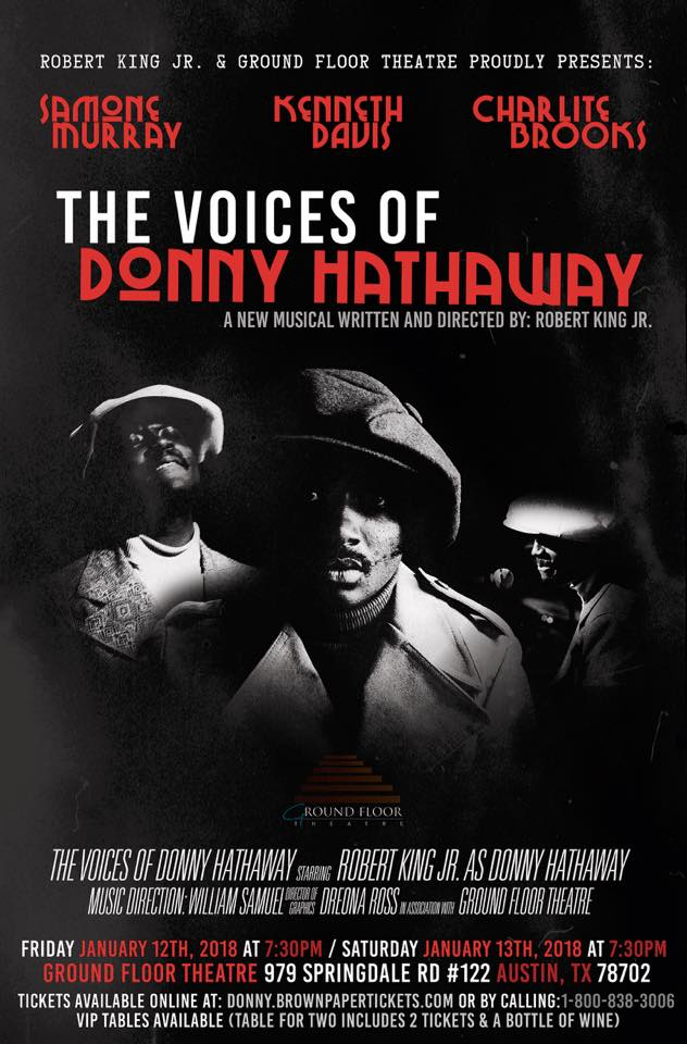 The Voices of Donny Hathaway by Robert King, Jr.