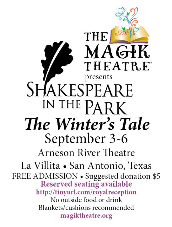 The Winter's Tale by Magik Theatre
