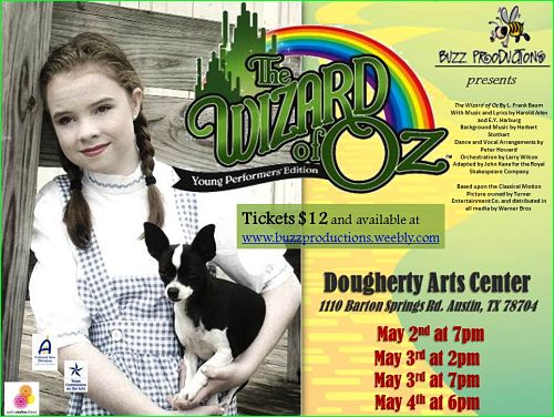 The Wizard of Oz by Buzz Productions