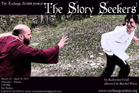 The Story Seekers by Exchange Artists