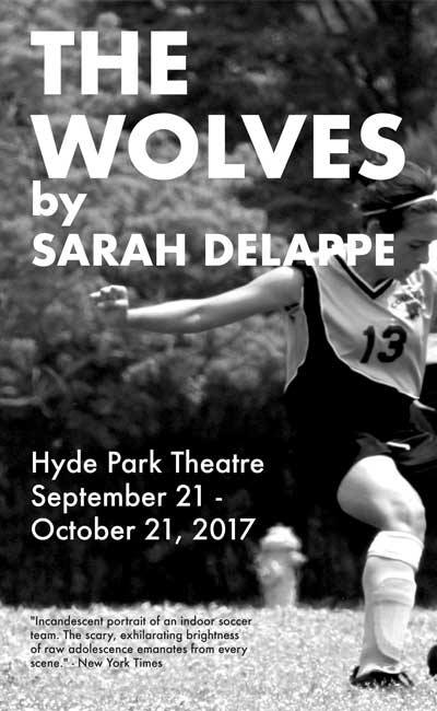 The Wolves by Hyde Park Theatre