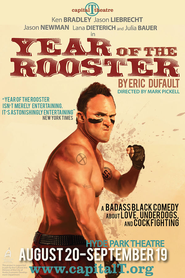 The Year of the Rooster by Capital T Theatre