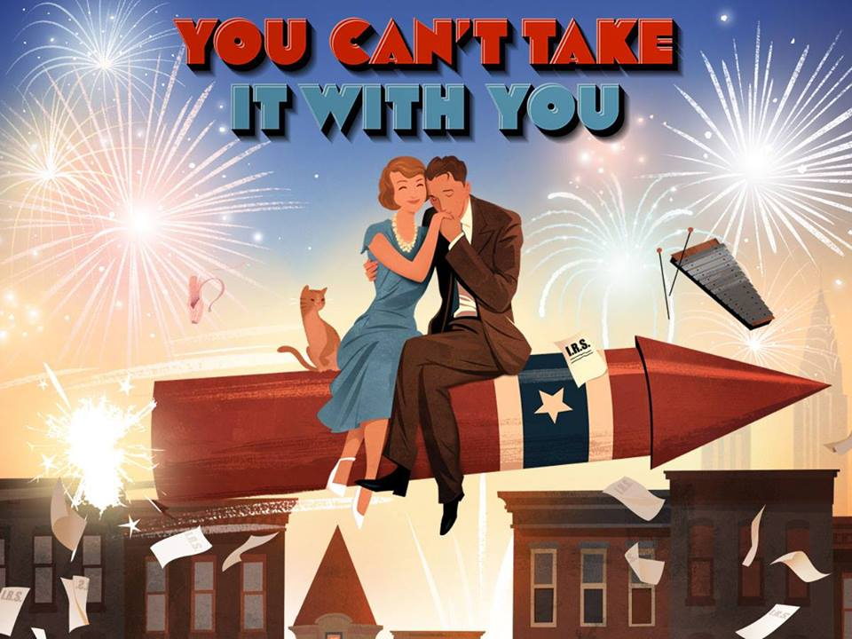 Auditions for You Can't Take it with You, by Fayette County Community Theatre, La Grange