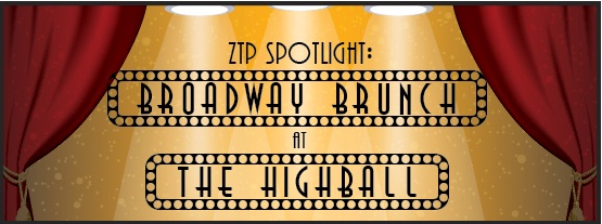 ZTP Spotlight: Brunch Fundraiser, 2015 by Zilker Theatre Productions