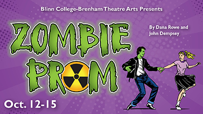 Zombie Prom by Blinn College Theatre Department