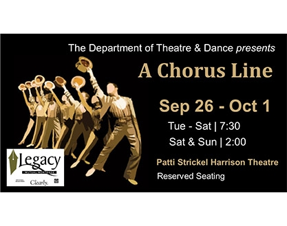 A Chorus Line by Texas State University