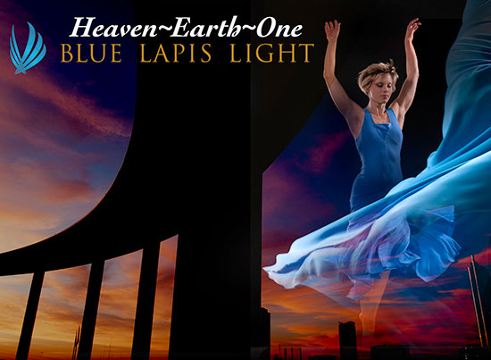 Heaven - Earth - One by Blue Lapis Light