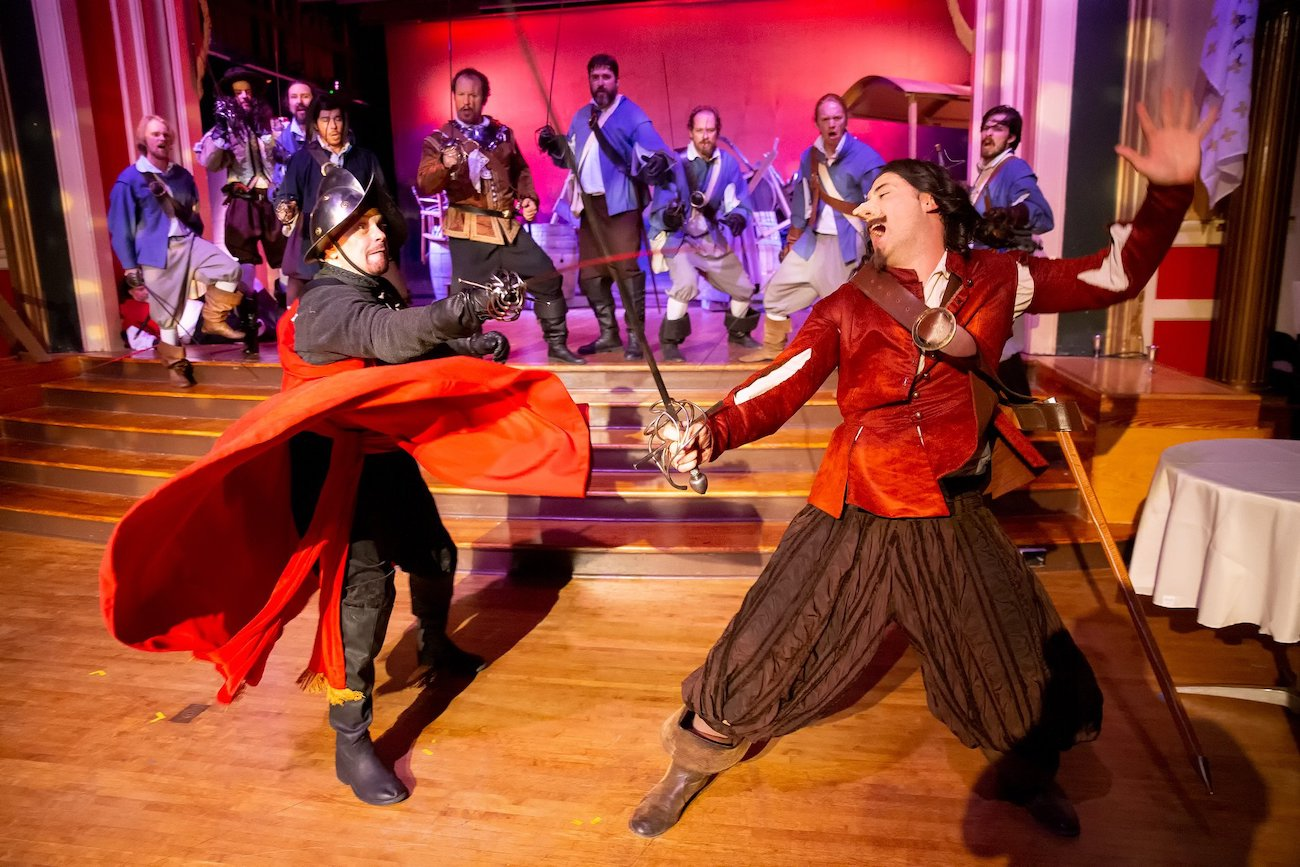 Review: Cyrano de Bergerac by The Archive Theater Company