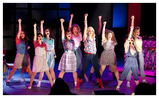 Review: Footloose by Zilker Theatre Productions