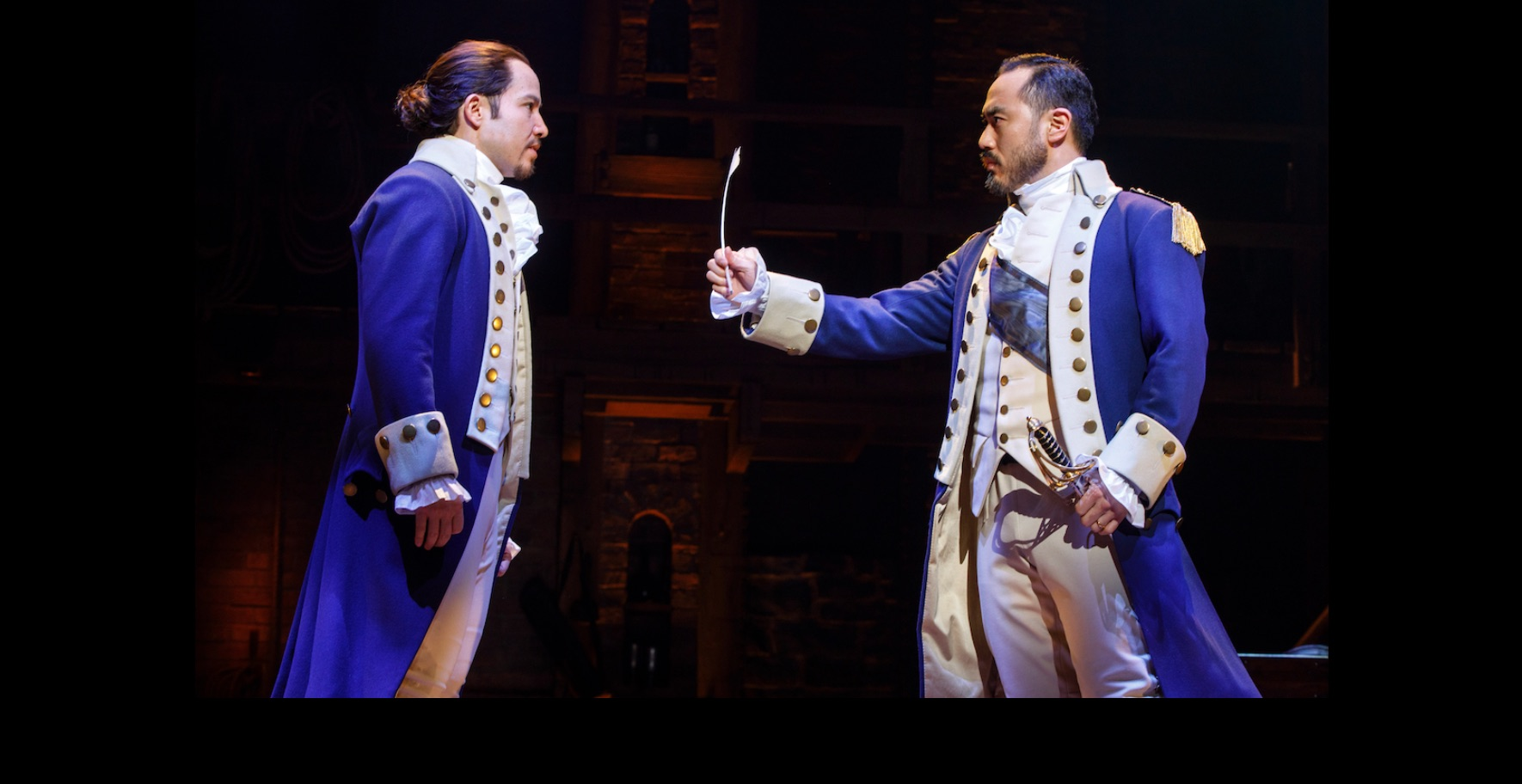 Review: Hamilton by touring company