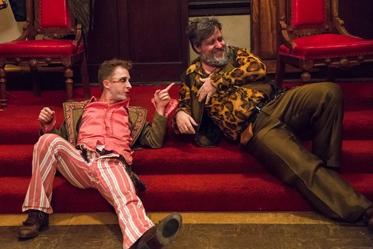 Review: Henry IV by Hidden Room Theatre