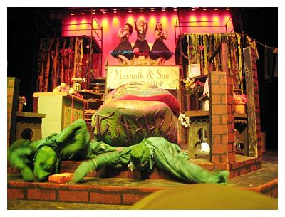 Review: Little Shop of Horrors by SummerStock Austin