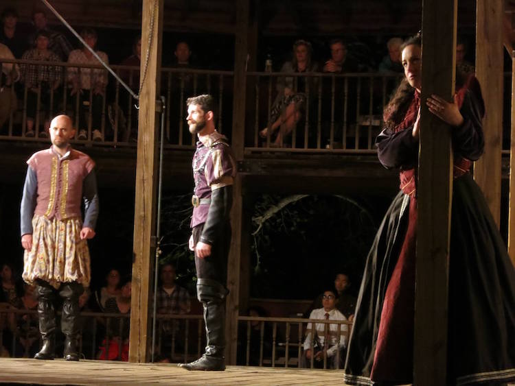 Review: Richard III by Baron's Men