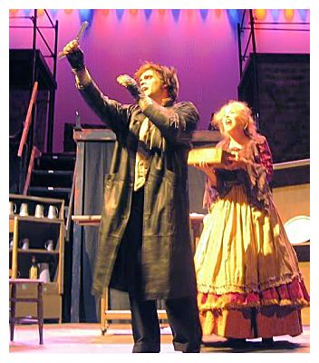 Review: Sweeney Todd, by SummerStock Austin