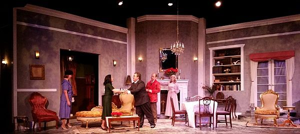 Review: Blithe Spirit by Fredericksburg Theater Company