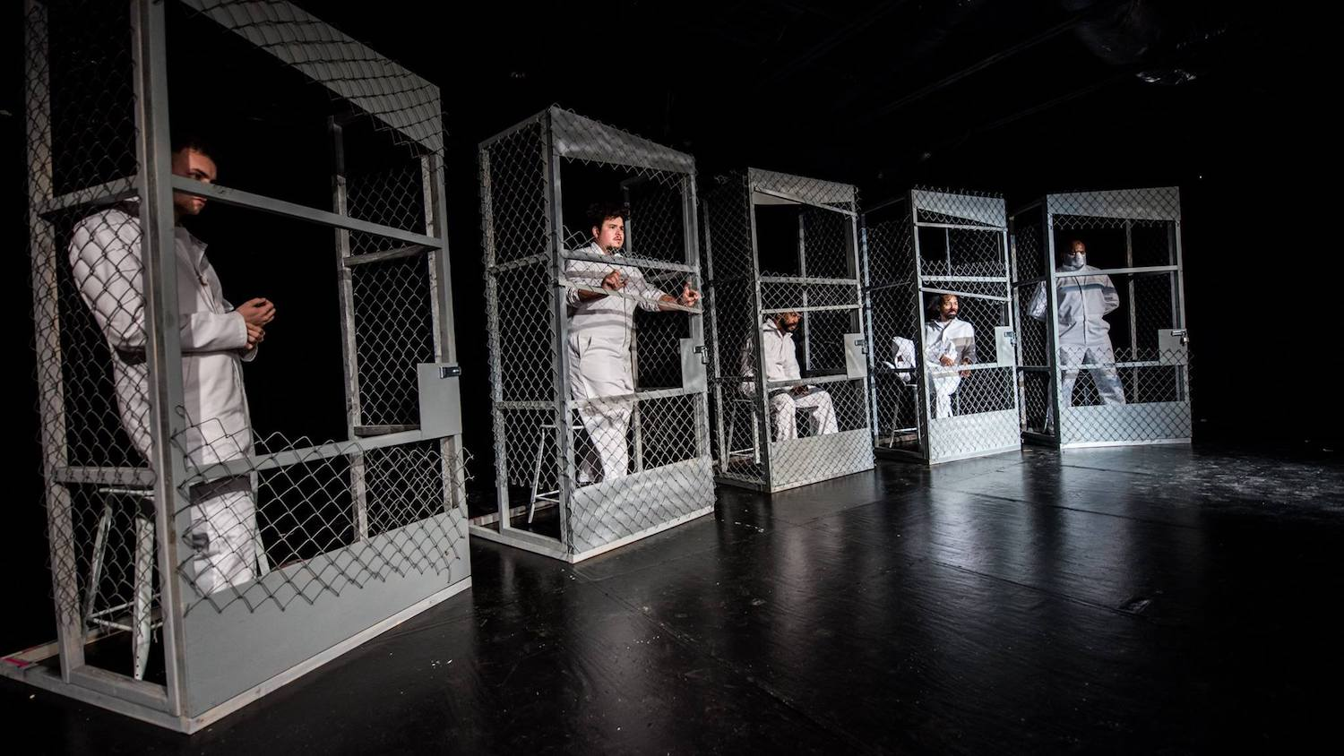 Review #2 of 2: CAGES by Southwest Theatre Productions