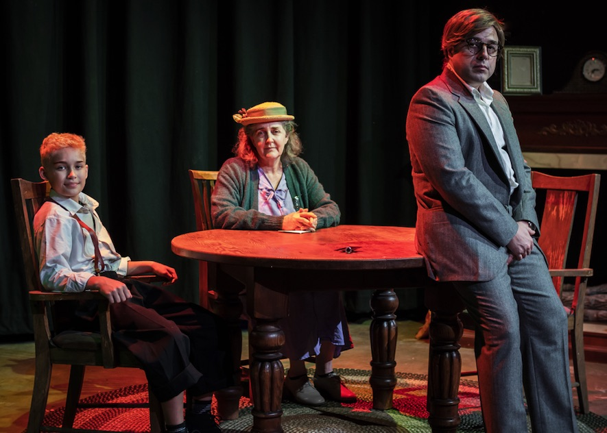 Review: A Christmas Memory by Alchemy Theatre Company