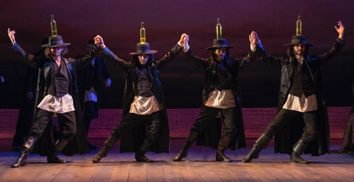 Review #2 of 2: Fiddler on the Roof by Touring Company, Bass Concert Hall, April 2 - 7, 2019
