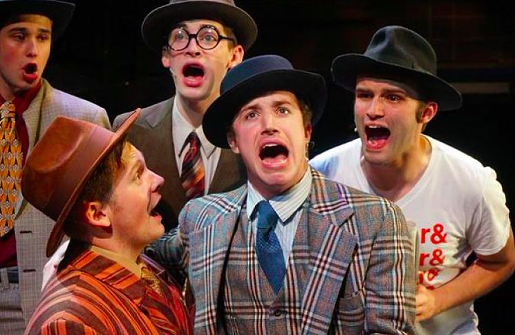 Review: Guys and Dolls by SummerStock Austin