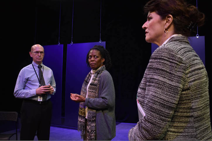Review: Hang by Horizon Line Theatre
